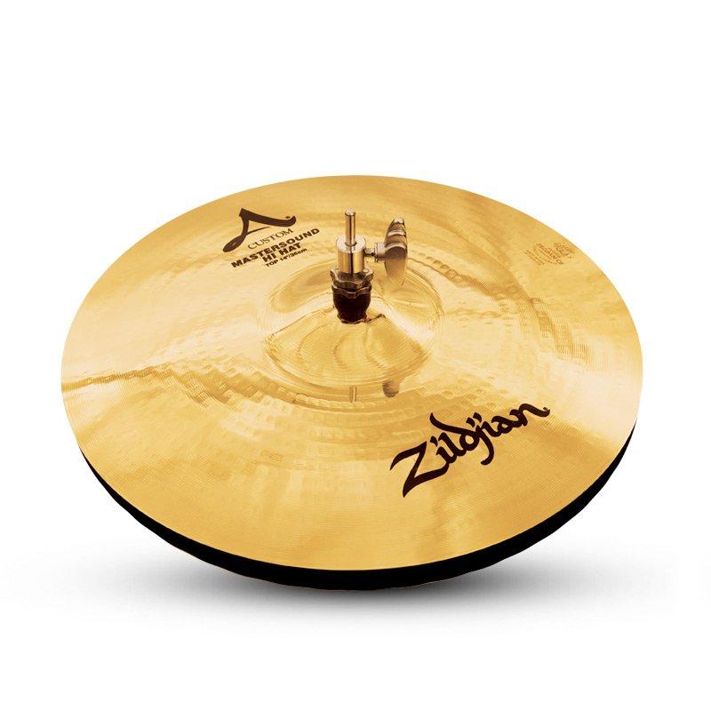 Zildjian A Custom 14in Mastersound Hi Hat Pair