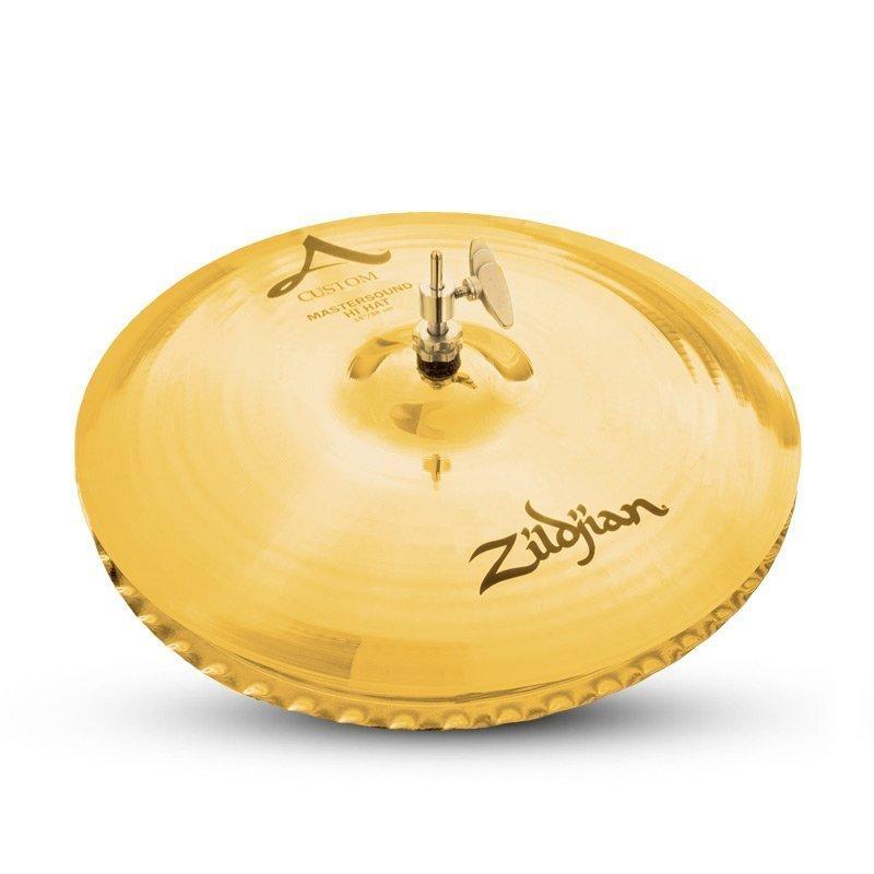 Zildjian A Custom 15in Mastersound Hi Hat Pair