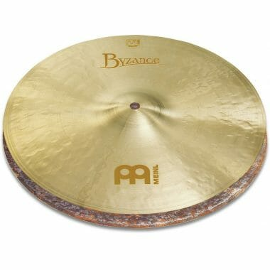 Meinl Byzance Jazz 14in Thin Hi-Hats