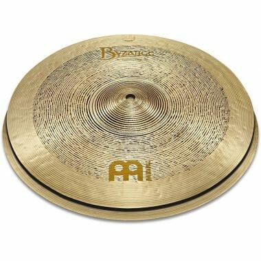 Meinl Byzance Jazz 14in Tradition Hi-Hats