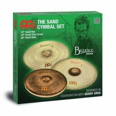 Meinl Byzance The Sand Cymbal Set