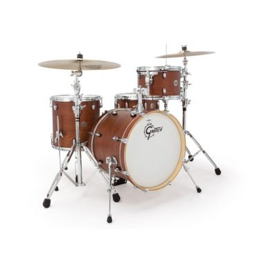 Gretsch Catalina Club 18in 4pc Shell Pack – Satin Walnut Glaze