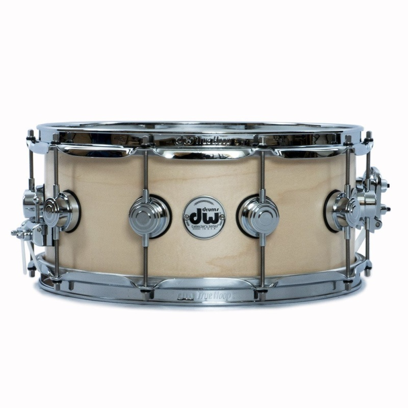 DW Collector's 14x6in Maple – Satin Oil Natural Maple