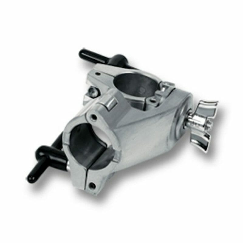 DW Rack 1.5in – 1.5in Angle Stacker Clamp