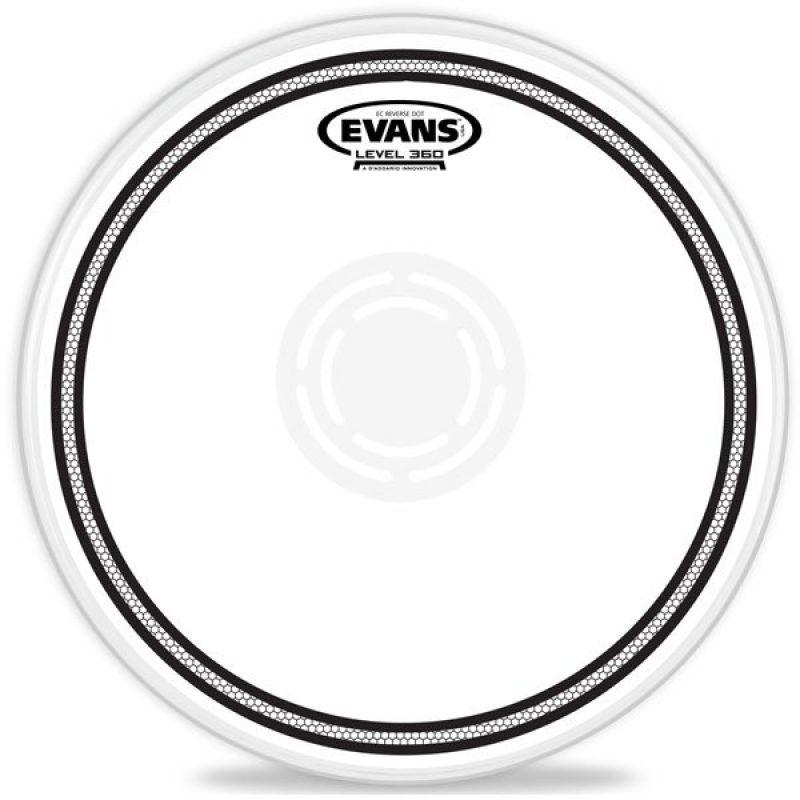 Evans EC 13in Reverse Dot Snare Head