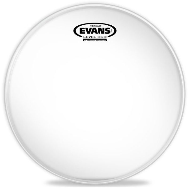 Evans Hydraulic Glass Clear 10in Head