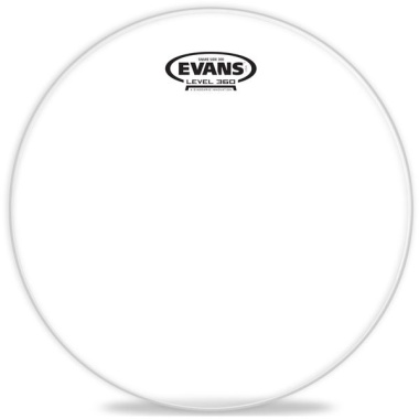 Evans Hazy 300 12in Snare Side Head
