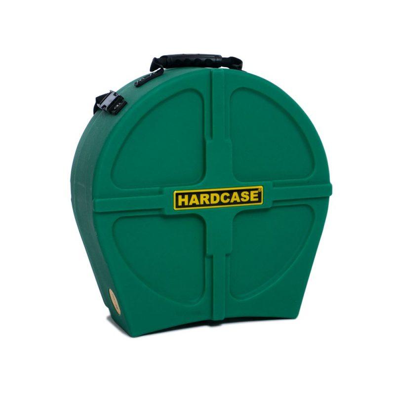 Hardcase 14in Dark Green Snare Case