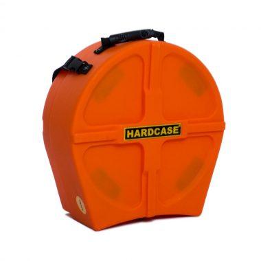 Hardcase 14in Orange Snare Case