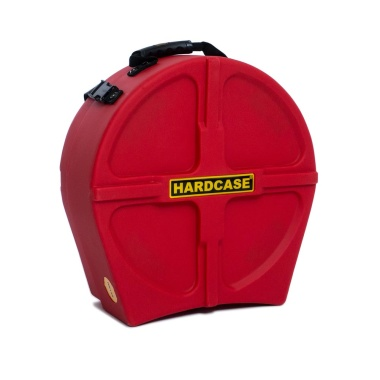 Hardcase 14in Red Snare Case