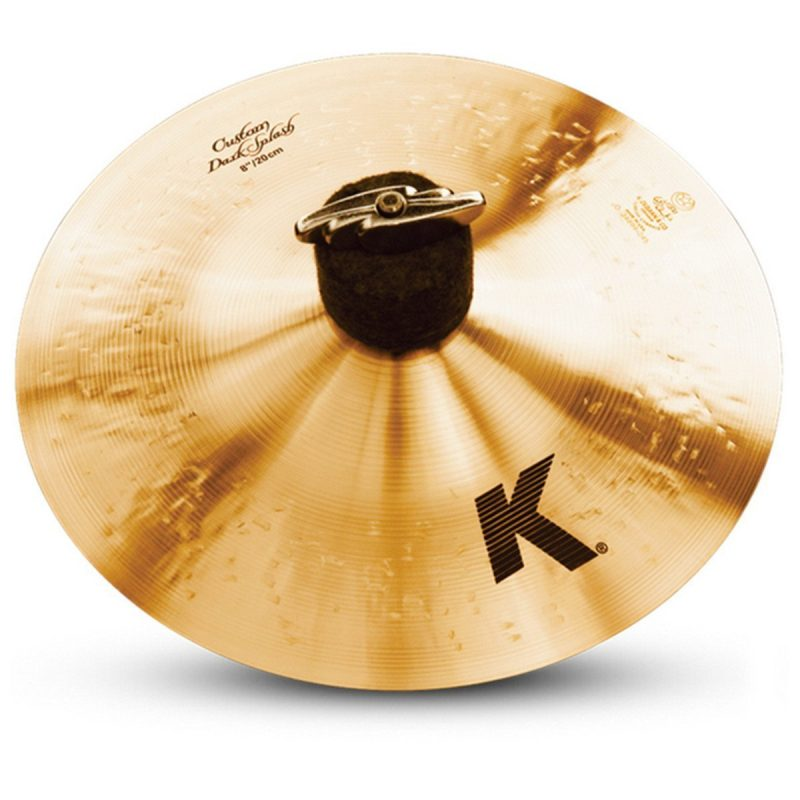 Zildjian K Custom 8in Dark Splash