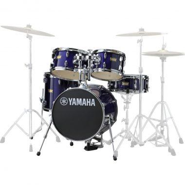 Yamaha Manu Katche Junior 5pc Shell Pack – Deep Violet