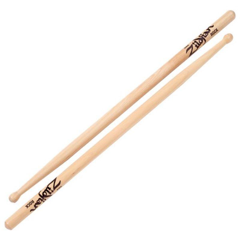 Zildjian Rock Sticks – Wood Tip
