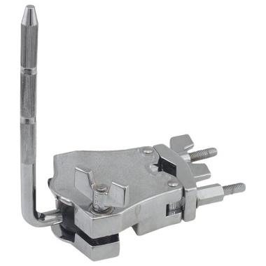 Gibraltar Medium 10.5mm Single L-Rod Mount W/clamp