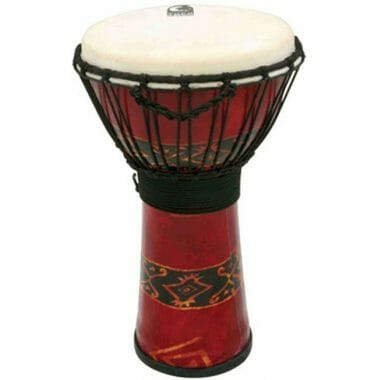 Toca Synergy Freestyle 12in Djembe – Bali Red
