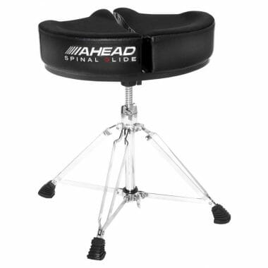 Ahead Spinal G Drum Throne – Black