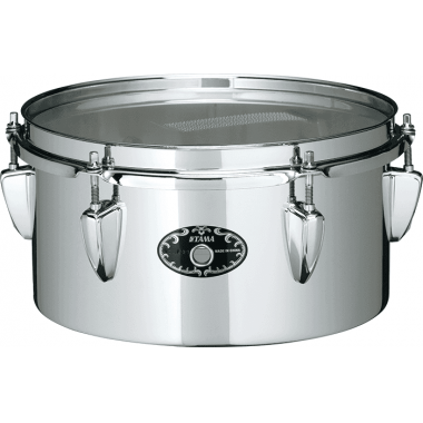 Tama 10in Mini-Tymp Steel Snare W/Holder