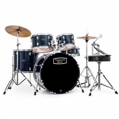 Mapex Tornado 20in Fusion Drum Kit – Royal Blue