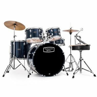 Mapex Tornado 22 Rock Fusion Drum Kit – Royal Blue
