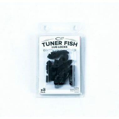 Tuner Fish Black 8 Pack