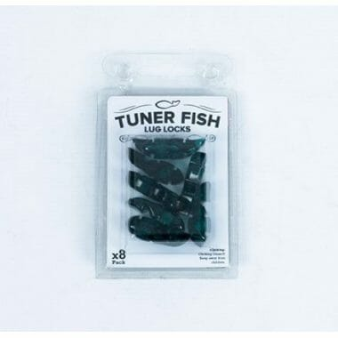 Tuner Fish Green 8 Pack