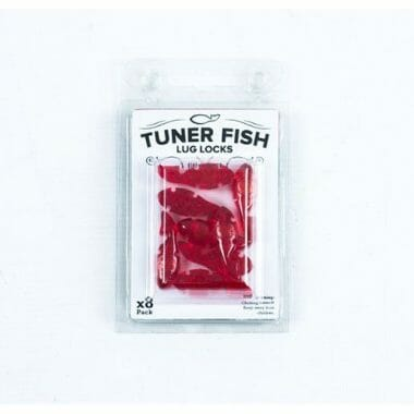 Tuner Fish Red 8 Pack