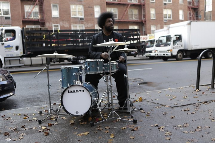 ludwig questlove breakbeats kit wine red sparkle drummers only. Black Bedroom Furniture Sets. Home Design Ideas