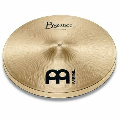 Meinl Byzance Traditional 14in Medium HI-Hats