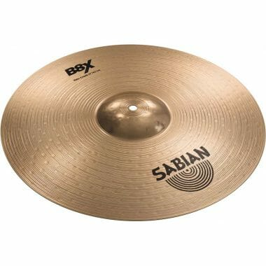 Sabian B8X 17in Thin Crash