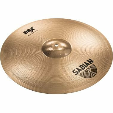 Sabian B8X 18in Thin Crash