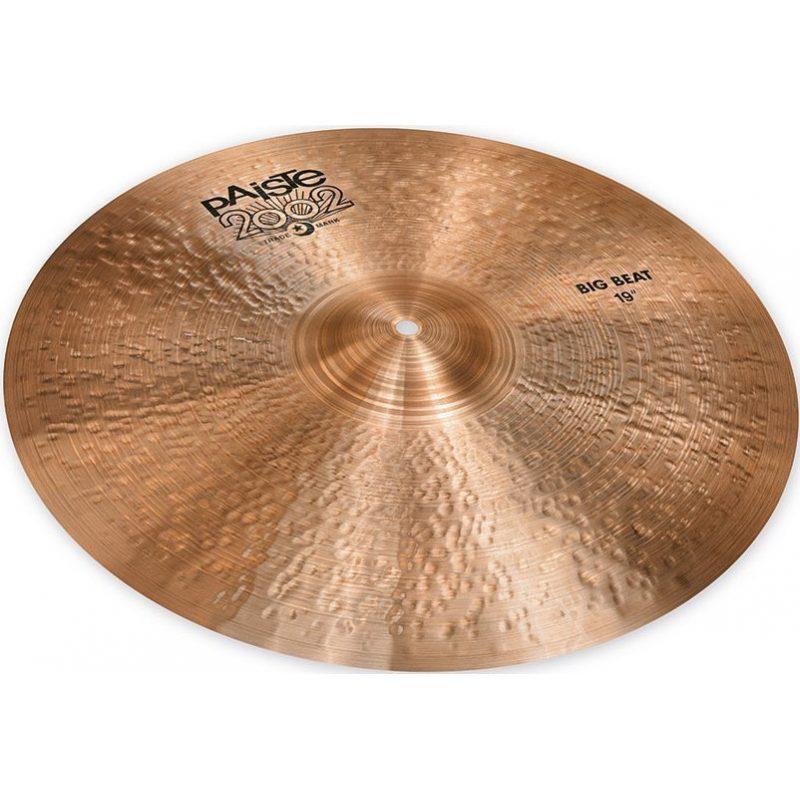 Paiste 2002 Black Big Beat 19in Cymbal