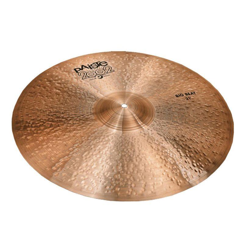 Paiste 2002 Black Big Beat 21in Cymbal
