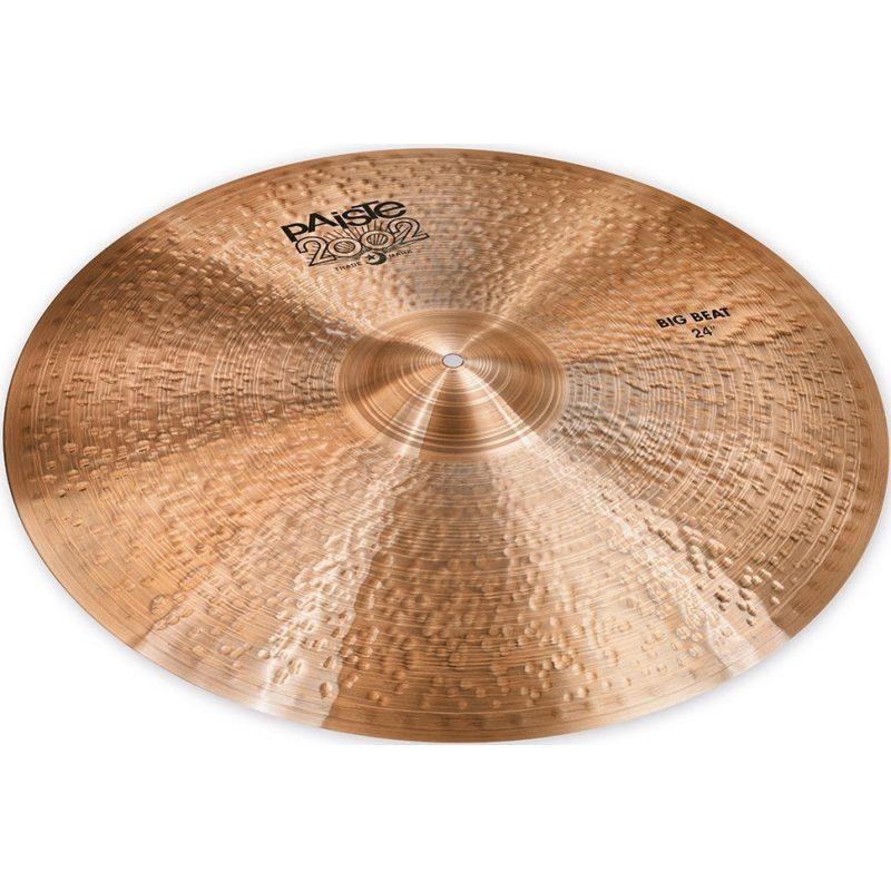 Paiste 2002 Black Big Beat 24in Cymbal