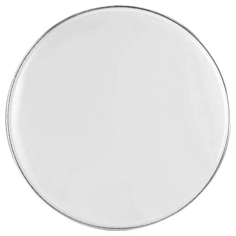 Custom Percussion 20in White Bass Drum Head