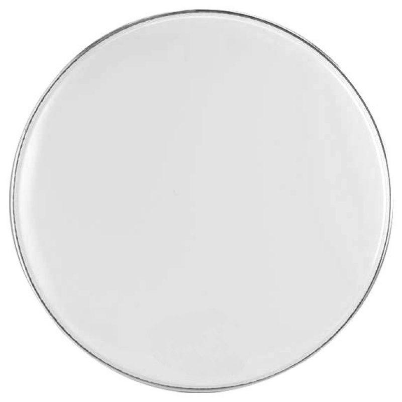 Custom Percussion 22in White Bass Drum Head