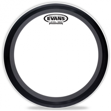 Evans EMAD 22in Heavyweight Clear Bass Drum Head