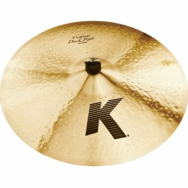 Zildjian K Custom 20in Dark Ride