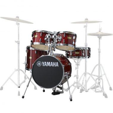 Yamaha Manu Katche Junior 5pc Shell Pack – Cranberry Red