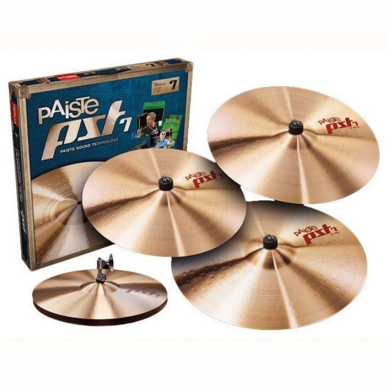 Paiste PST7 Universal Cymbal Set – PST7US16SET