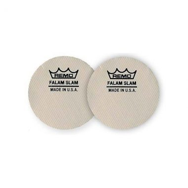 Remo 2.5in Falam Single Slam Patch – Pack of 2
