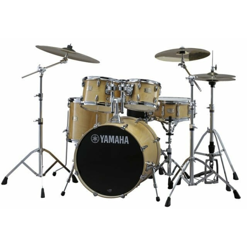 Yamaha Stage Custom Birch 20in 5pc Shell Pack – Natural
