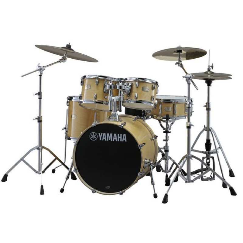Yamaha Stage Custom Birch 22in 5pc Shell Pack – Natural