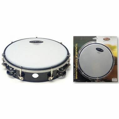 Stagg 8in Tunable Tambourine
