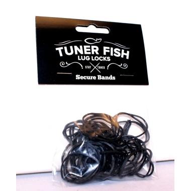 Tuner Fish Black Secure Bands 50 Pack