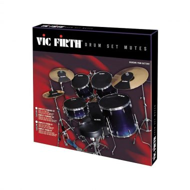 Vic Firth Drum Silencer Set – Fusion 18in